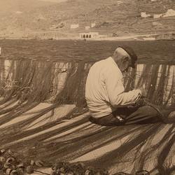 mykonos fisherman