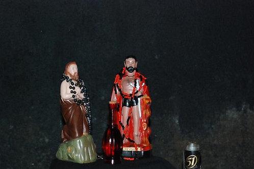 Devil & Saint