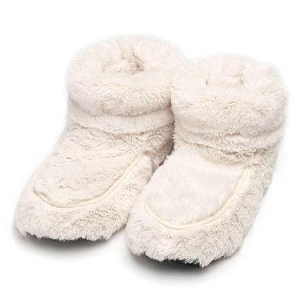 Cream Boot warmies