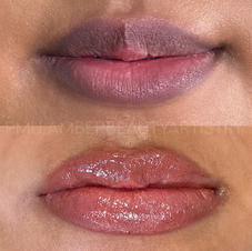 Lip Blush with color correction