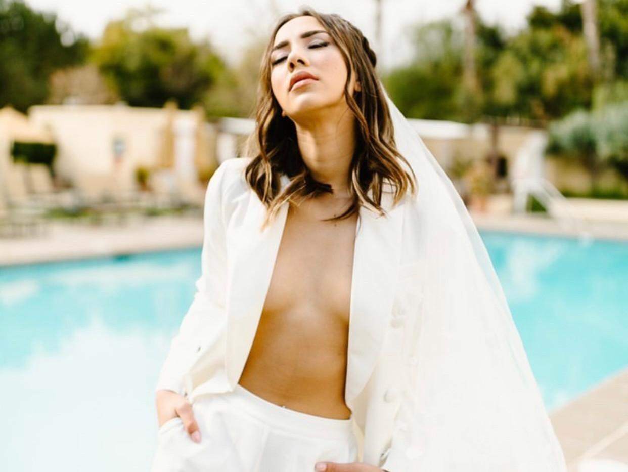 Bridal Dress Photoshoot