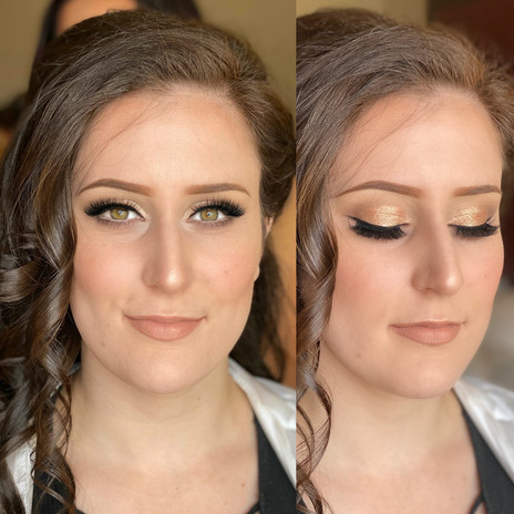 Natural Glam Makeup