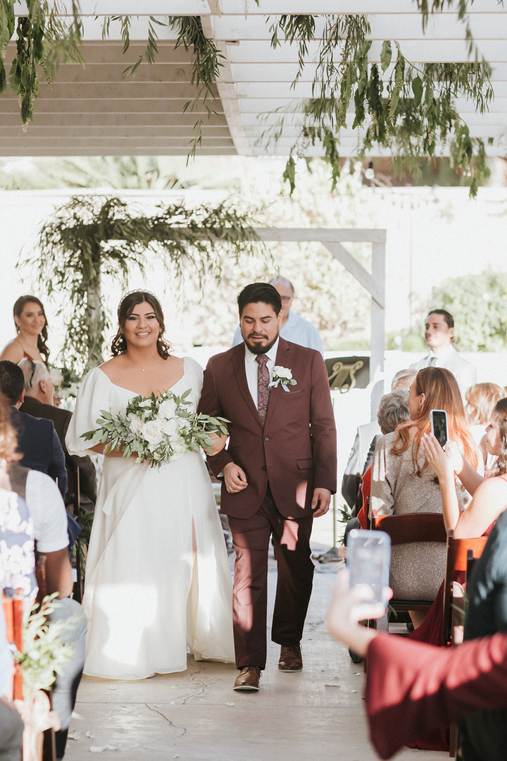 Introducing Mr & Mrs