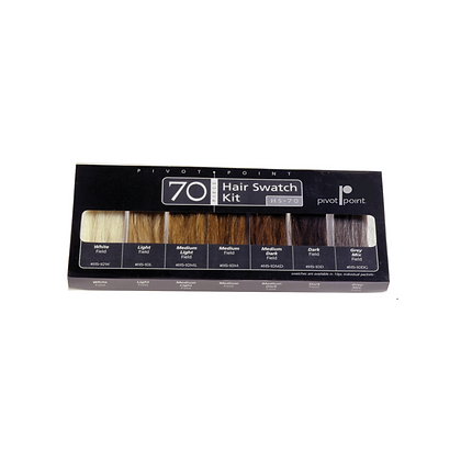 HAIR SWATCH KIT 70 PC