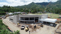 Construction of the New Facilities of th