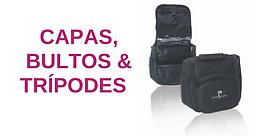 Capas, Bultos & Trípodes