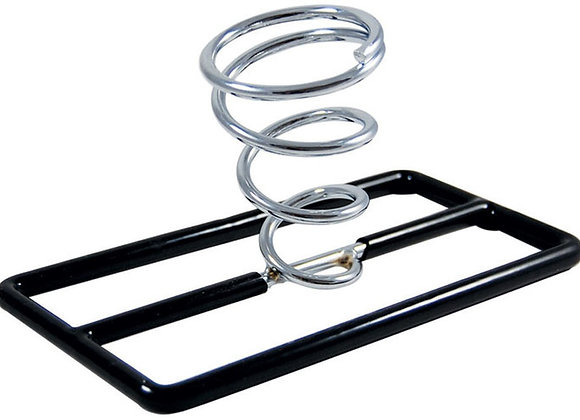 SPIRAL CURLING IRON STAND