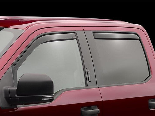 Vent Visor In-channel Weather tech. Ford Ranger 2020 Super Crew Cab