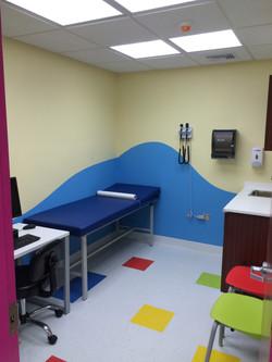 Pediatric Area at SANOS