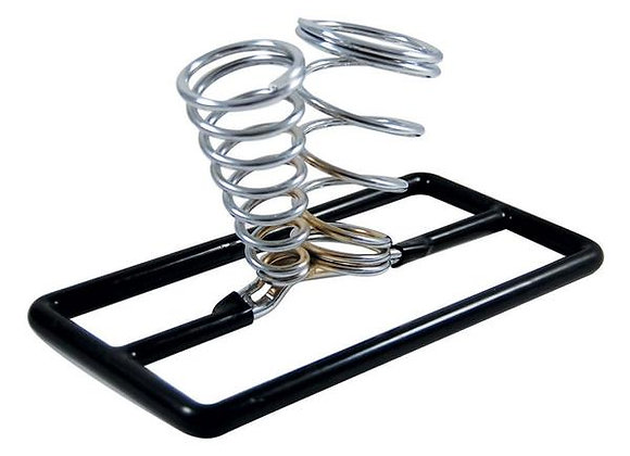 DUAL SPIRAL CURLING IRON STAND
