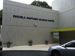 RFP #3 Santiago Iglesias Pantín School,