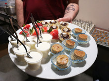 Assorted Finger Desserts