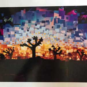 Joshua Tree Collage