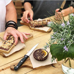 Peanut Butter Crunch, Espresso & Hazelnut, Jaffa