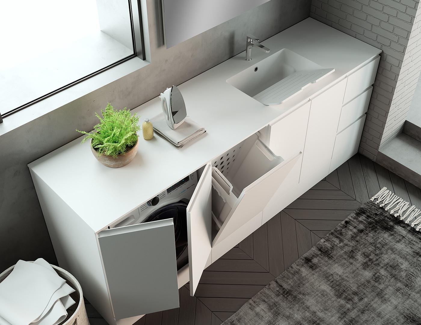 Arca Mobili rendering