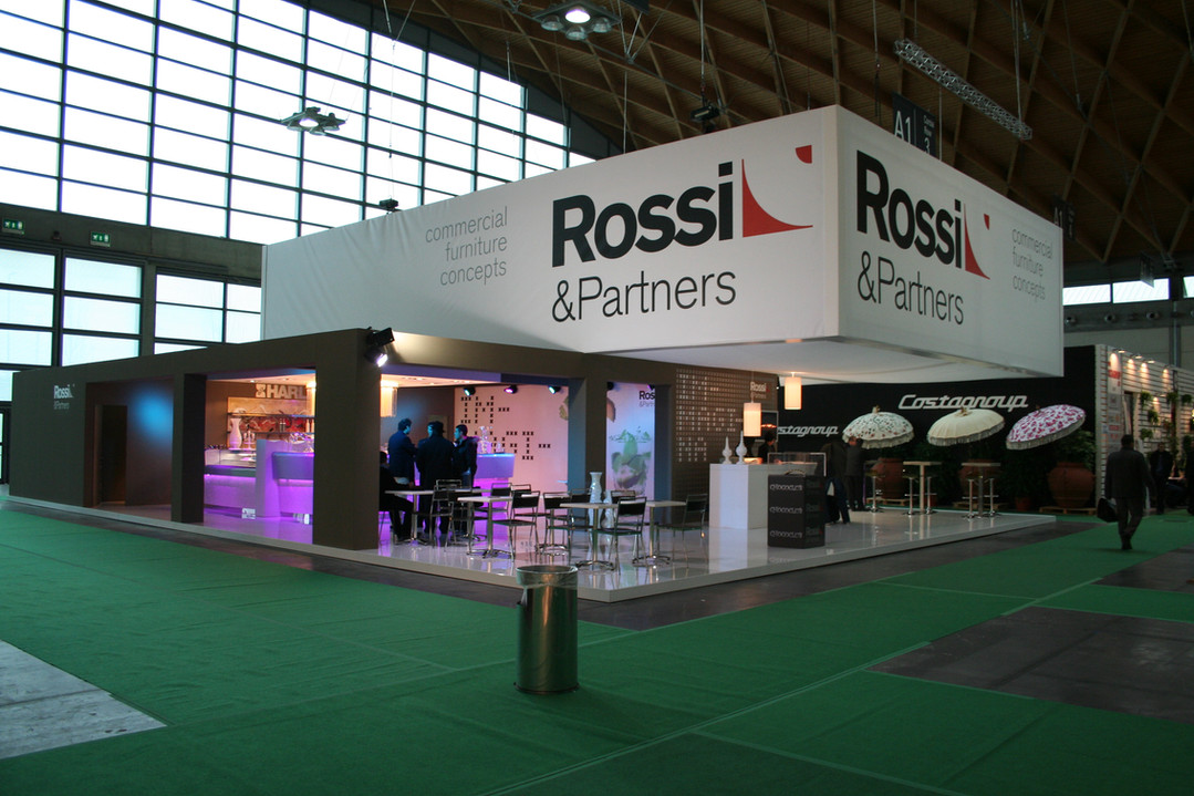 Rossi & Partners Booth