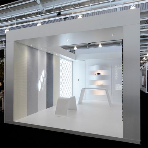 HIMACS Booth Retail Design