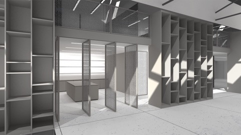 Attimec Showroom