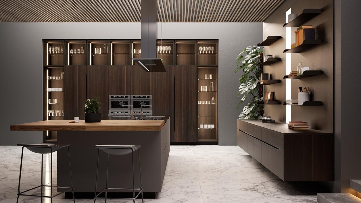 Biefbi Cucine rendering