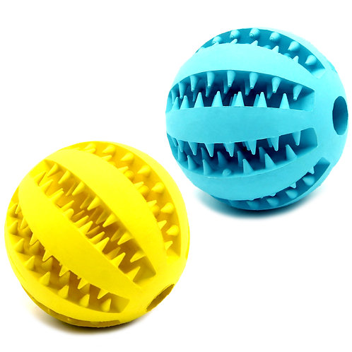 Youngever 2 Pack Dog Ball Toys for Pets 2 inch