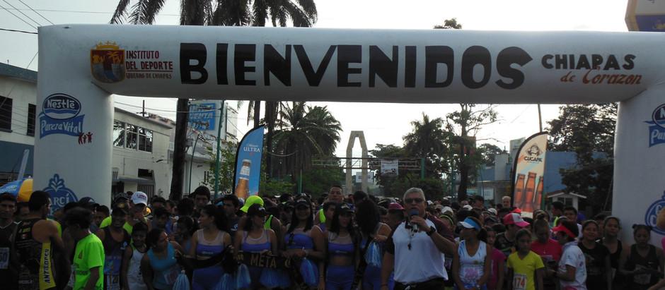 Carrera atlética Corona 10k 2019
