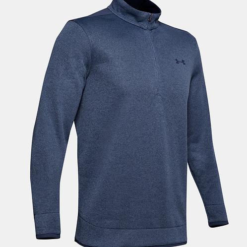 Under Armour SweaterFleece ½ Zip Blue