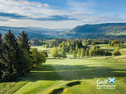 Gift Voucher - 18 Holes for two