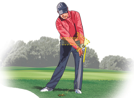 Controlling your ball flight in the wind