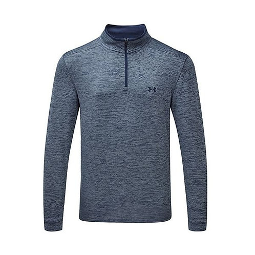 Under Armour Playoff Polo 2.0 1/4 zip Navy