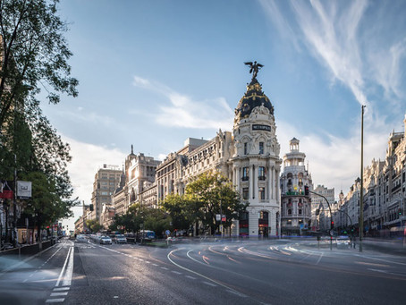 7 most popular Instagram places in Madrid [in 2020]