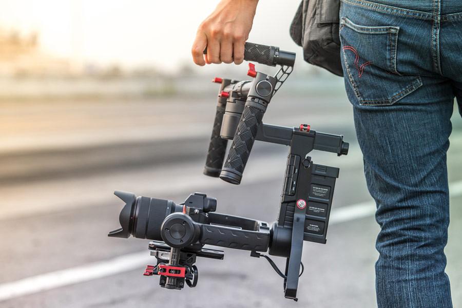 Camarógrafo profesional