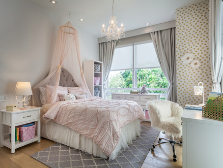 Designing kid's rooms