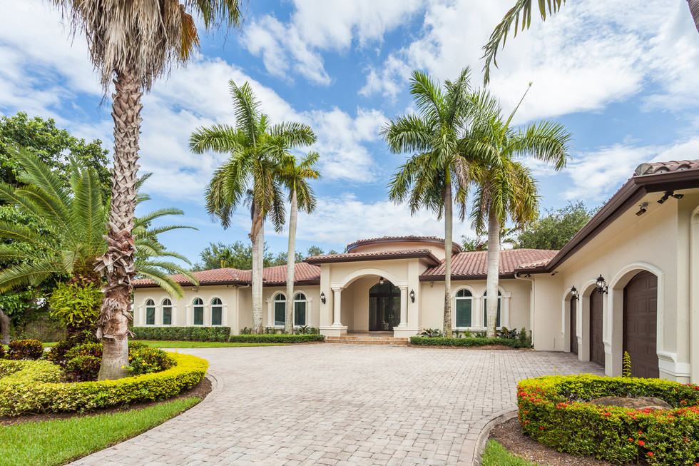 private residence at pinecrest