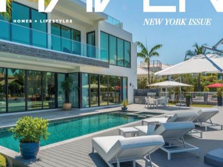 Guimar Urbina Interiors feature in Haven Magazine
