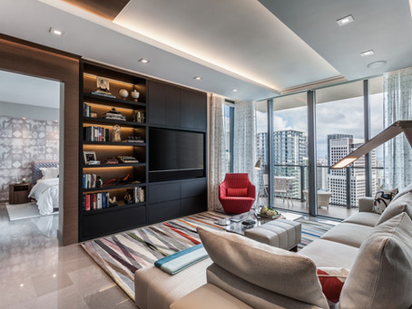 RESIDENCE at THE RISE, BRICKELL CITY CENTRE