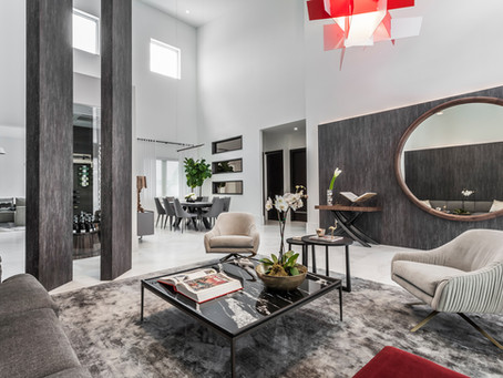 Modern Family Home in Doral