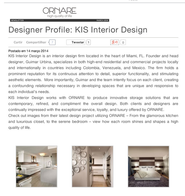 Designer Profile_ KIS Interior Design _