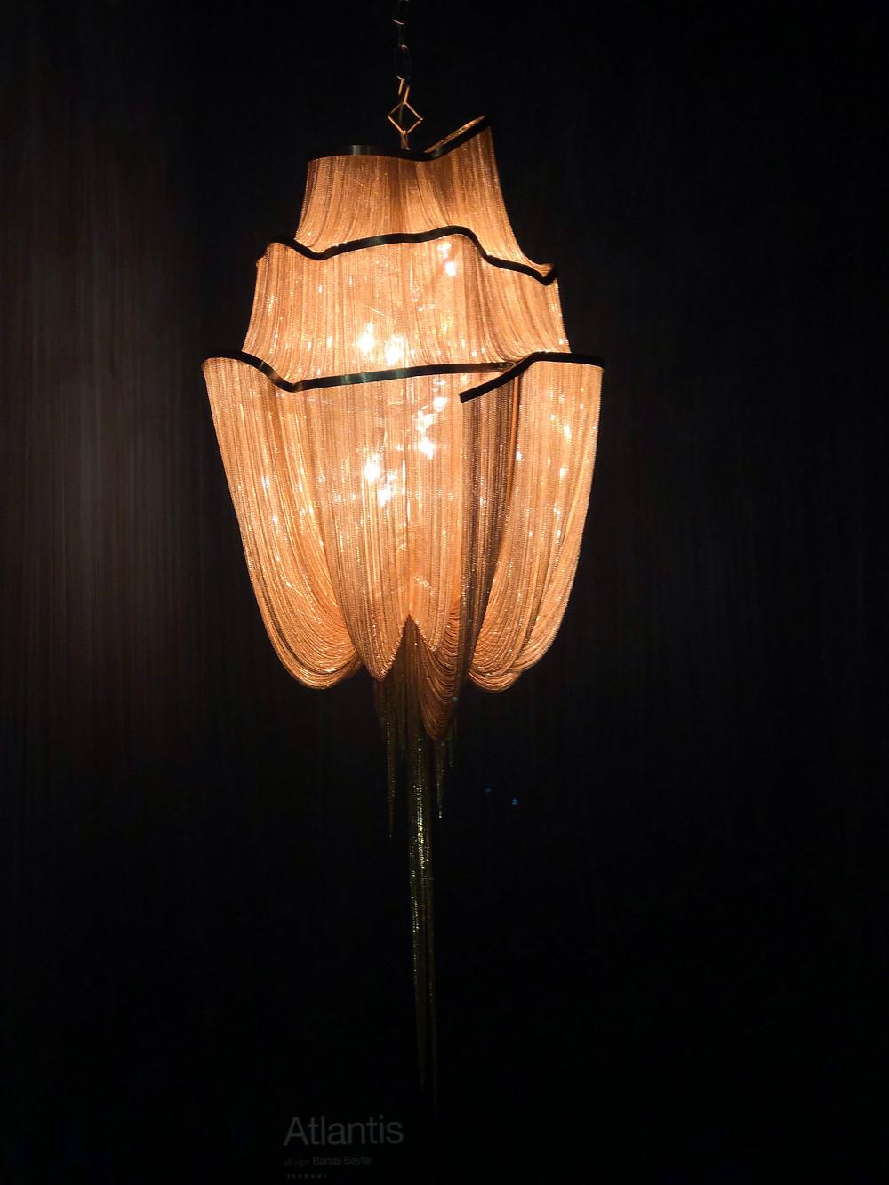 Terzani Light Fixture