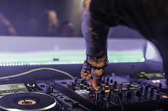 Música Spinning DJ