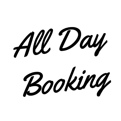 All Day Booking