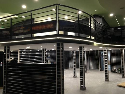 Magasin Espace foot