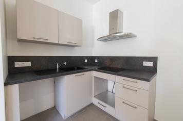 Rénovation d'un appartement lyonnais | Cuisine