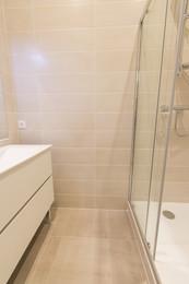 Rénovation d'un appartement lyonnais | Salle de bain
