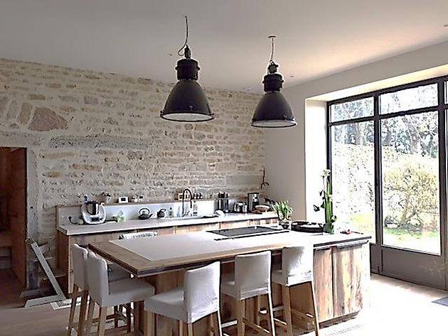 Cuisine stylée dans maison bourgeoise | DDSG | Entreprise de ...