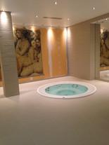 Travaux autour d'un spa à Lyon