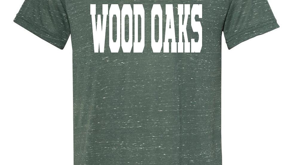 Wood Oaks Vneck