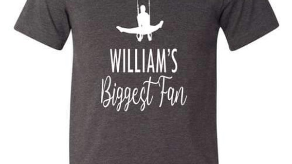 Biggest Fan Short Sleeve Shirt