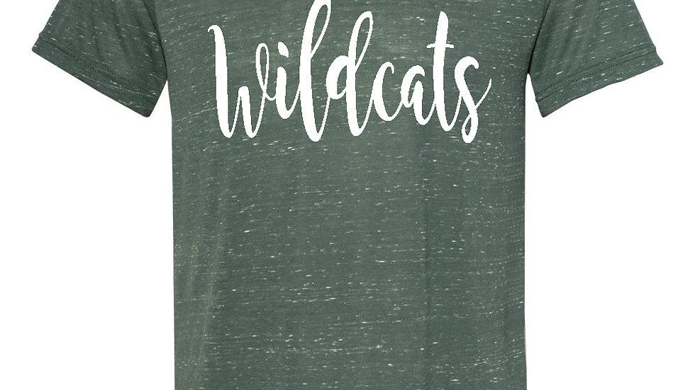 Wildcats Vneck