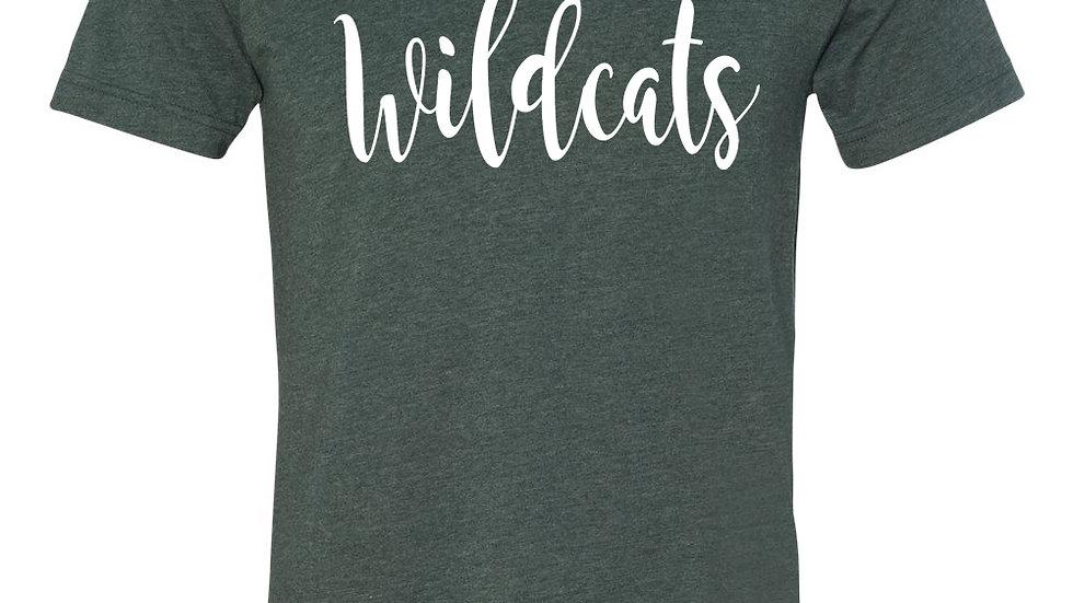 Wildcats Short Sleeve