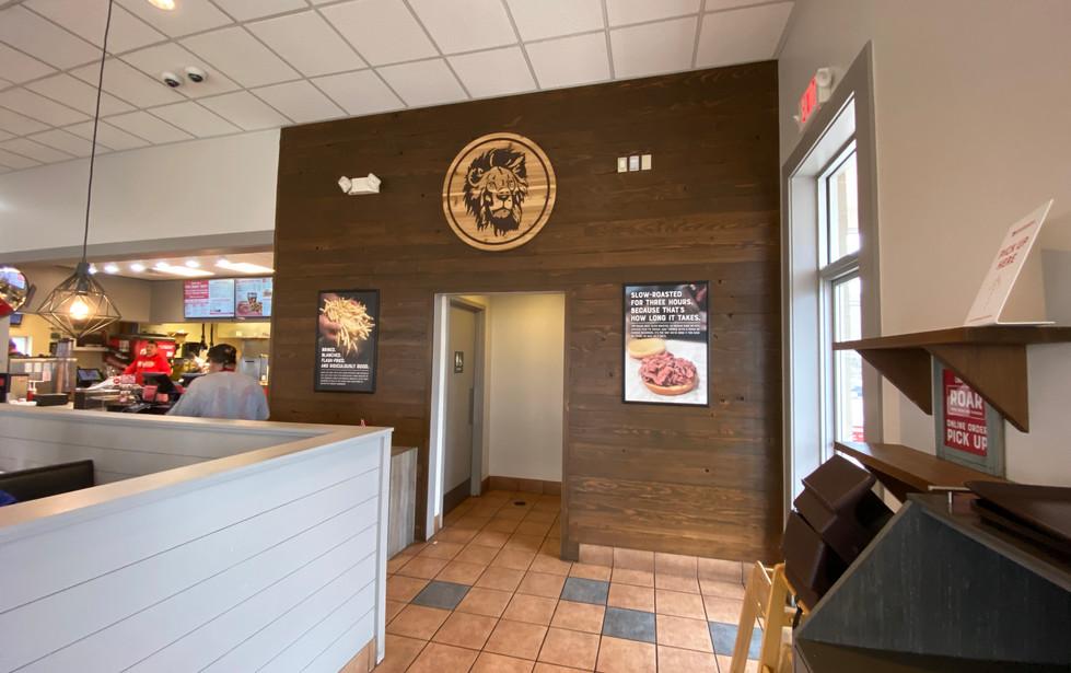 Lions Choice Restaurant in St. Louis MO.